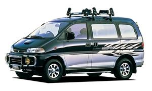 Mitsubishi Delica Luxury