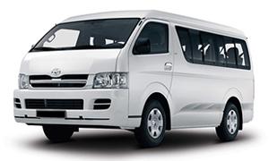 Toyota Quantum Minibus